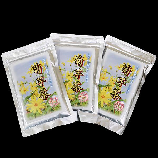【ふるさと納税】C-266.菊芋茶100g×3袋
