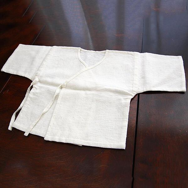 【ふるさと納税】H-011.有明木綿から最高のプレゼント~産着~