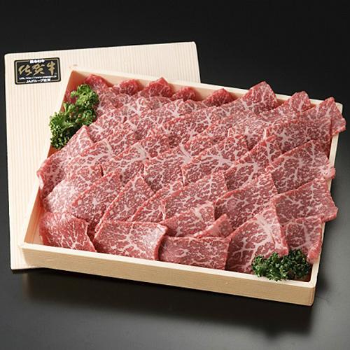 【ふるさと納税】F-043.佐賀牛ももカルビ焼肉用500g