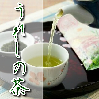 玉緑茶のうれしの茶で一息つきませんか? 超激安 ふるさと納税 日本正規品 b-8 嬉野茶 緑茶 うれしの茶