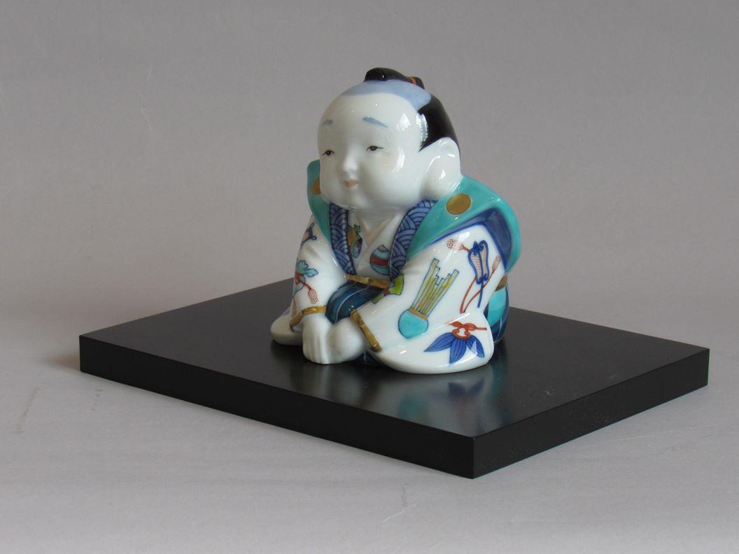 【ふるさと納税】H609福助人形
