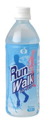 【ふるさと納税】B-191 サンレイ 『ラン・ウォーク』ペットボトル500ml×24本