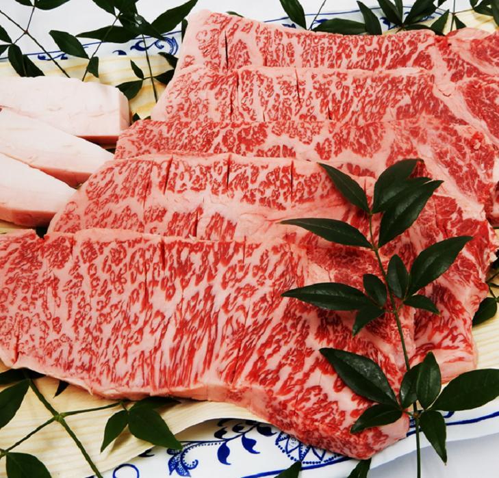 【ふるさと納税】V-8 【熟成肉たっぷり『極み』コース】佐賀県産黒毛和牛 ロースステーキ&すきやき肉