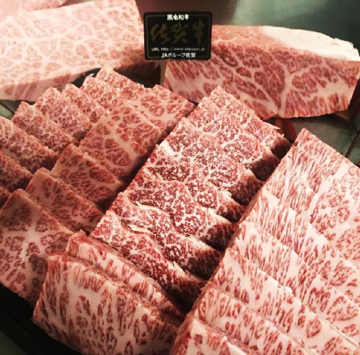 【ふるさと納税】D-61 最高級ブランド牛『佐賀牛』 カルビ焼肉用 600g