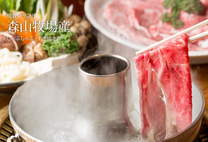 【ふるさと納税】森山牧場 スライス肉(500g)