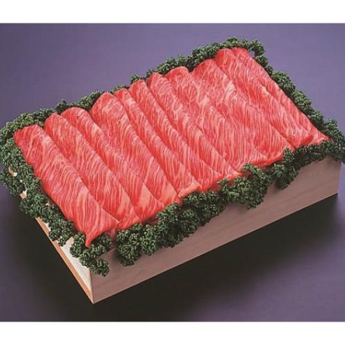 【ふるさと納税】佐賀牛肩ロース焼きしゃぶ・すき焼用500g (H040123)