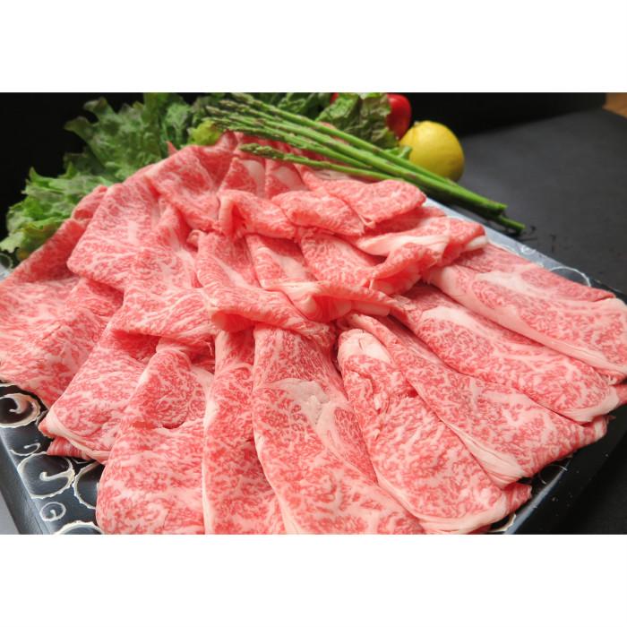 【ふるさと納税】B-003 丸宗:★和風高級お肉(増量)★佐賀牛 肩ローススライス 600g