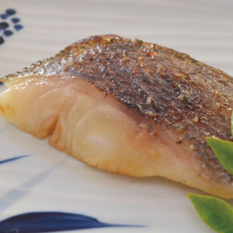 【ふるさと納税】熟練の味 つぼ鯛 西京漬け(真空) 5切 500g