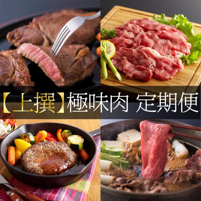 【ふるさと納税】【上撰】佐賀牛・県産和牛 極味肉定期便