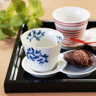 【ふるさと納税】MB018R 有田焼・素敵なお茶セット1