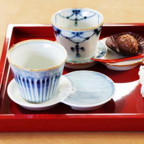 【ふるさと納税】MB019R 有田焼・素敵なお茶セット2