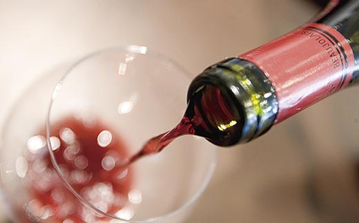 【ふるさと納税】HTBワイン6本セット