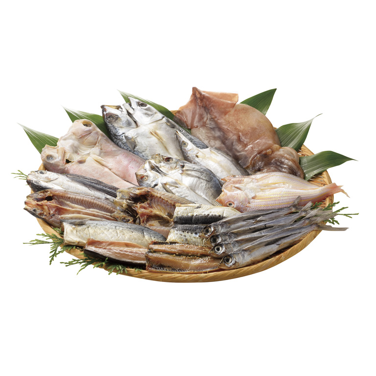【ふるさと納税】旬鮮平戸干物詰合せ~16種プレミアムセット~