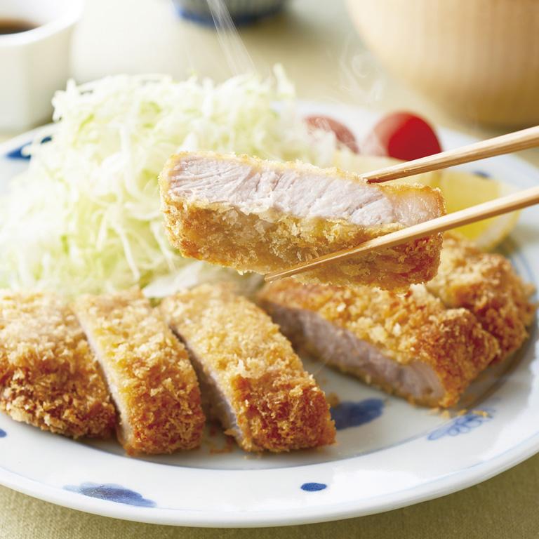【ふるさと納税】平戸島豚のトンカツセット(ロース)
