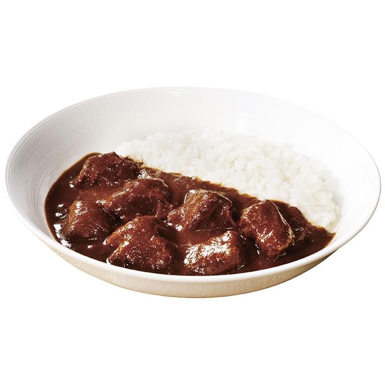 【ふるさと納税】平戸ビーフカレー3食セット(中辛)