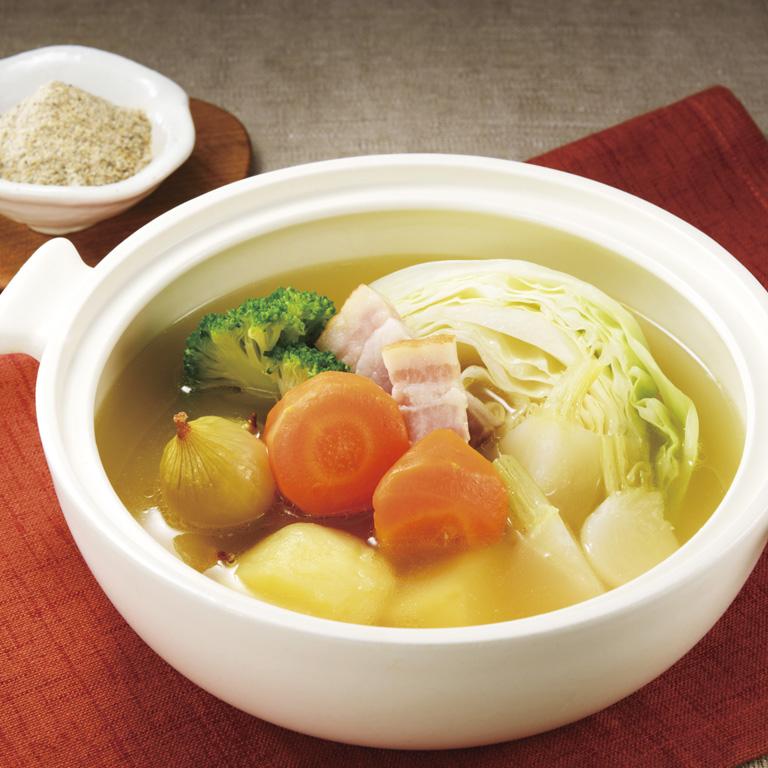 【ふるさと納税】あごだしパウダーとお手軽スープのセット