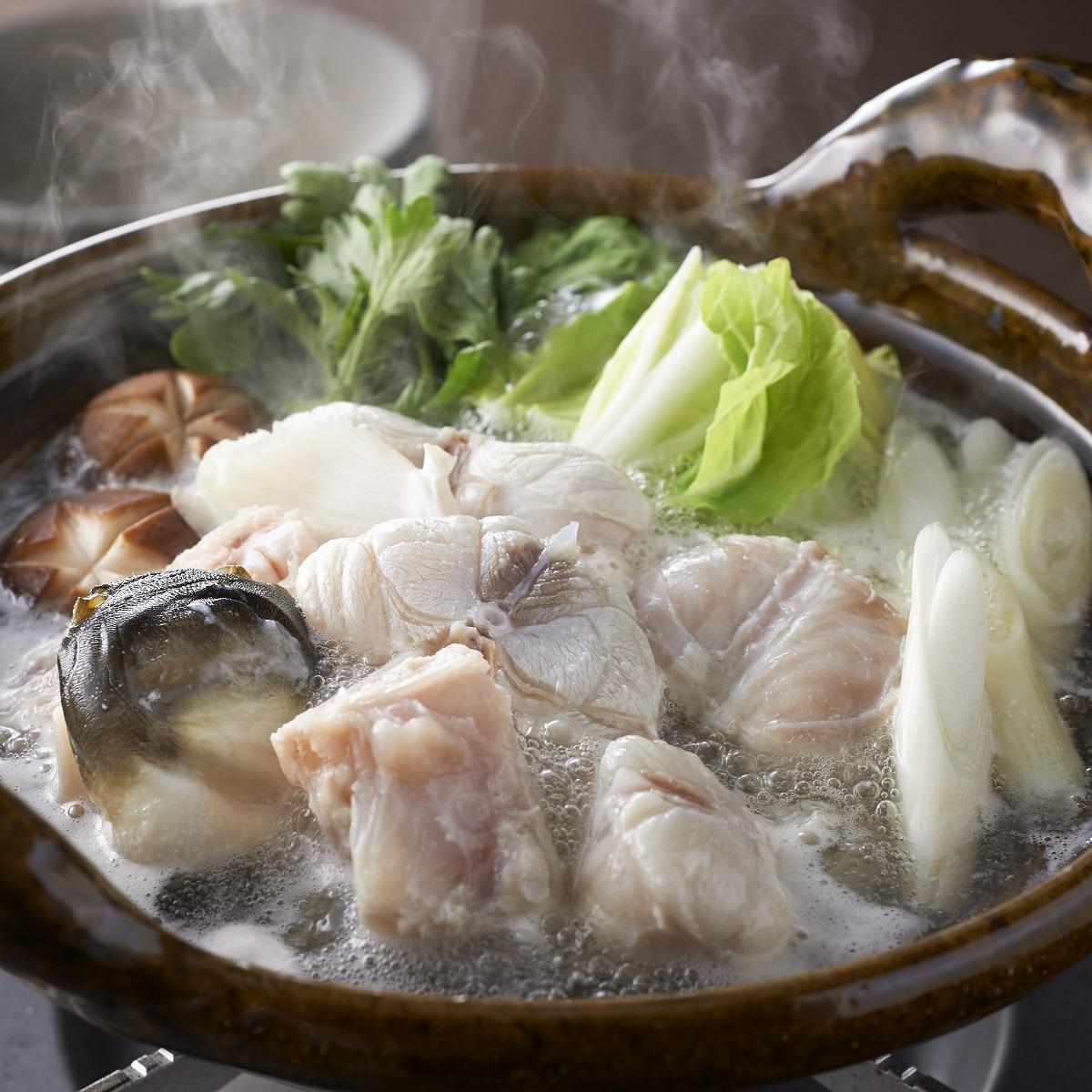 【ふるさと納税】【C0-016】おうごんとらふぐ鍋セット