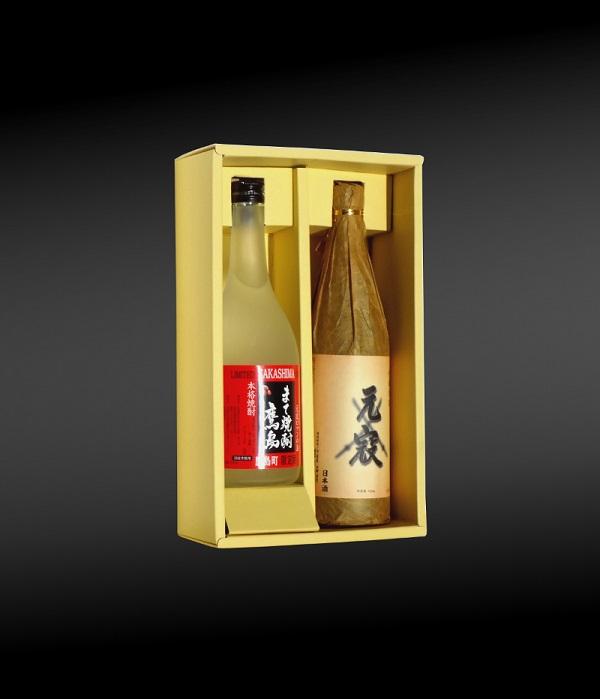 【ふるさと納税】【B4-010】吟醸古酒 元寇  まて焼酎 鷹島