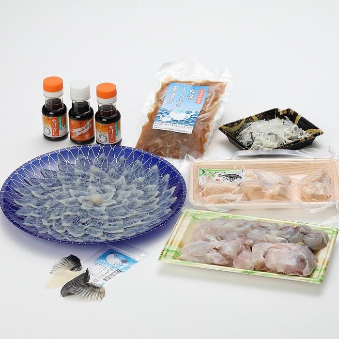 【ふるさと納税】【E4-001】漁協直送!とらふぐ三昧贅沢の極み3~4人前