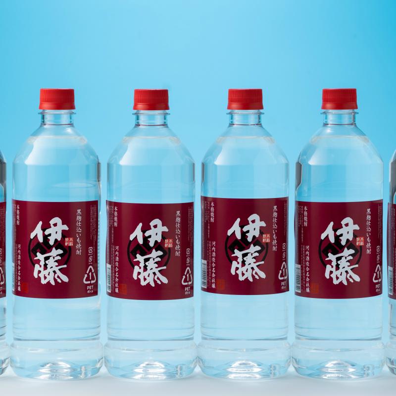【ふるさと納税】C-038 伊藤 1.8L ペットボトル1ケース