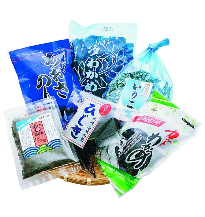 【ふるさと納税】ふるさと海藻セット