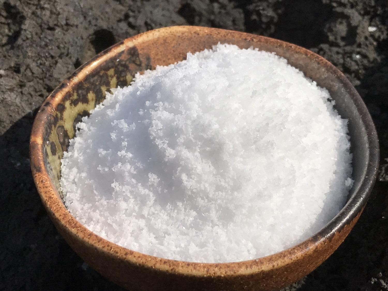 五島の塩で 訳あり商品 高品質新品 料理が楽しくなる ふるさと納税 二番塩 200g 袋