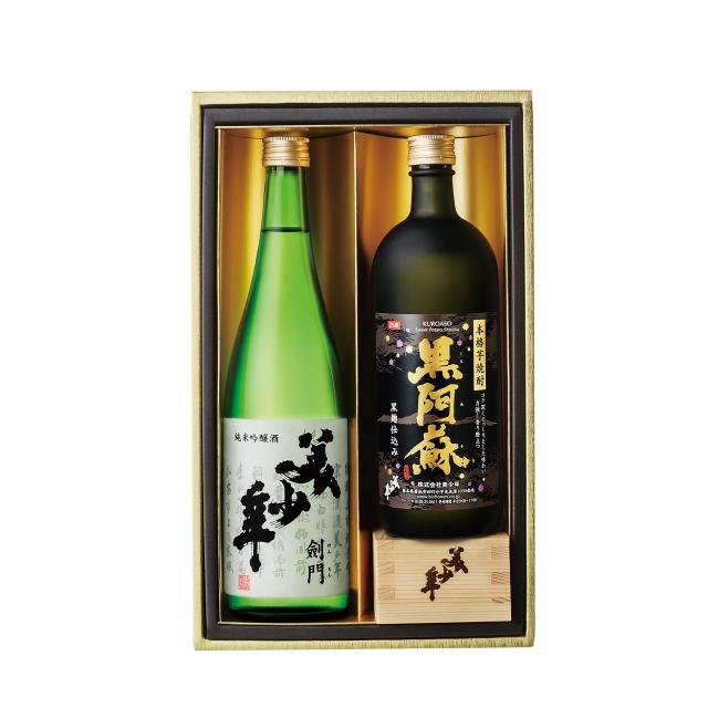 【ふるさと納税】美少年 清酒・焼酎セット