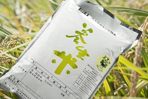 【ふるさと納税】養生米 白米3kg