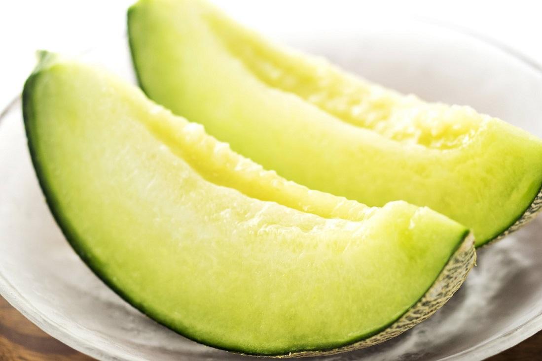 【ふるさと納税】肥後グリーンメロン1玉 【メロンドーム】