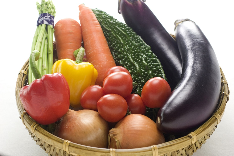 【ふるさと納税】旬の野菜便(定期便)  旬の野菜8品×6回発送 【養生市場】