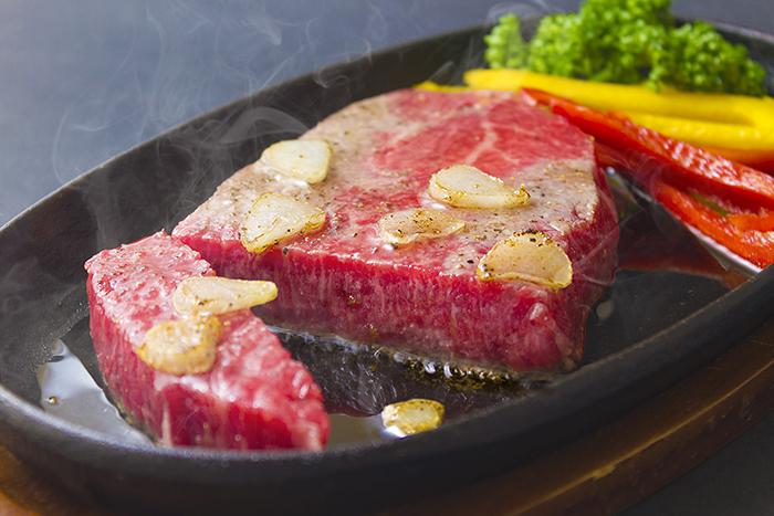 【ふるさと納税】あか牛のランプステーキ