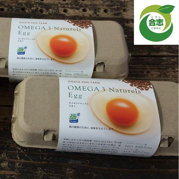 【ふるさと納税】OMEGA3 Naturals EGG(30個入)