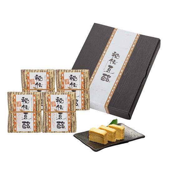 【ふるさと納税】秘伝豆酩 詰合せ【4個】 【加工食品・豆腐・とうふ・セット】