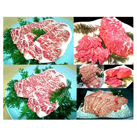 【ふるさと納税】くまもと赤牛+特選馬刺しセット・C 【お肉・牛肉・馬肉・熊本産・さくら肉・ジビエ・詰め合わせ】