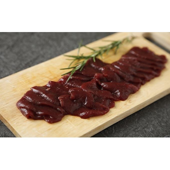 【ふるさと納税】熊本産ジビエ鹿ロース肉530g 【肉・しか肉・桜肉】