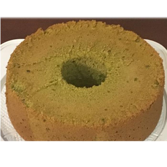 【ふるさと納税】米粉と抹茶のシフォンケーキ【1台】 【お菓子・スイーツ・ケーキ】