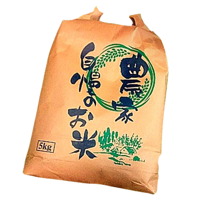 【ふるさと納税】【令和元年度産】熊本県山都町イセヒカリ 玄米5kg 【お米】 お届け:2019年10月中旬~2020年10月下旬