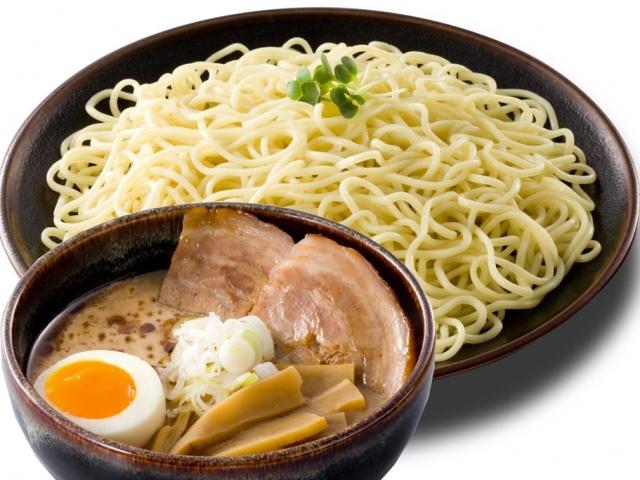【ふるさと納税】もっこす亭風味豊かな焦がしにんにく入り魚介とんこつつけ麺14食(熊本ラーメン)