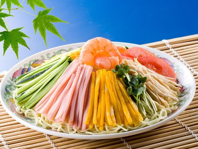 【ふるさと納税】もっこす亭ラーメン専門店の冷し中華18食