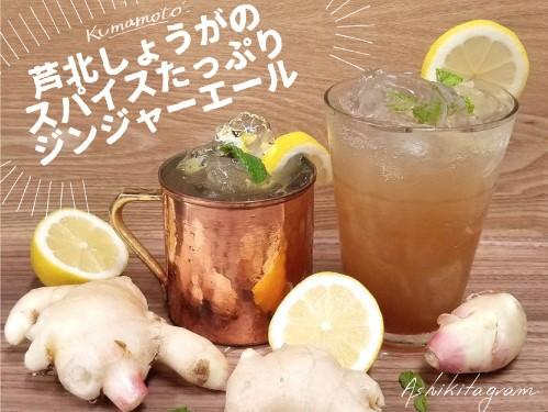 【ふるさと納税】Ashikita Spices Ginger(アシキタ スパイス ジンジャー)