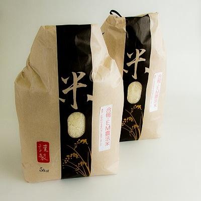 【ふるさと納税】合鴨農法米(7kg) 【米・精米・雑穀/お米】