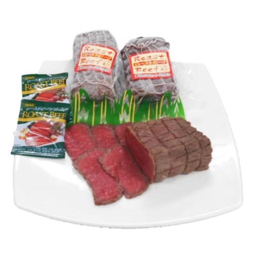 【ふるさと納税】ローストビーフ(交雑種) 【牛肉・お肉・惣菜】