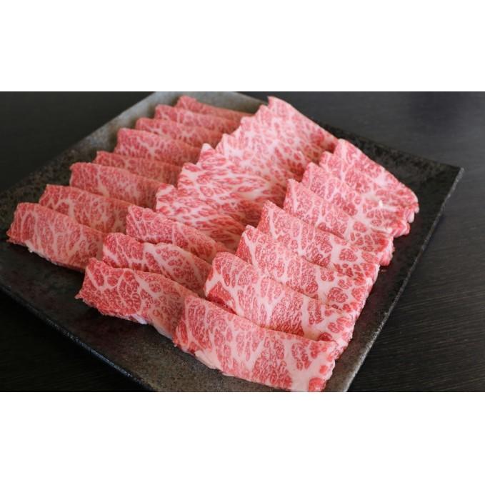 【ふるさと納税】くまもとあか牛 特選焼肉500g 【お肉・牛肉・焼肉・バーベキュー】