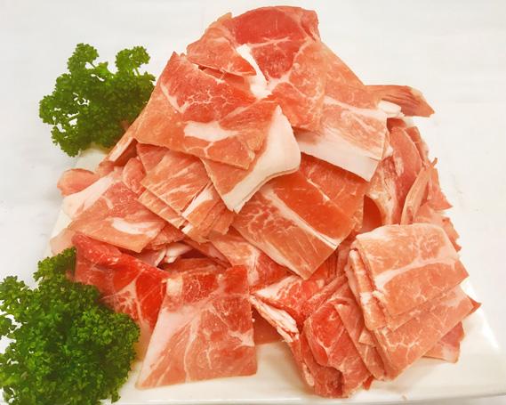 【ふるさと納税】No.012 熊本産豚カタ・モモ切り落し / 豚肉 肩肉 もも肉 切り落とし 熊本県 特産