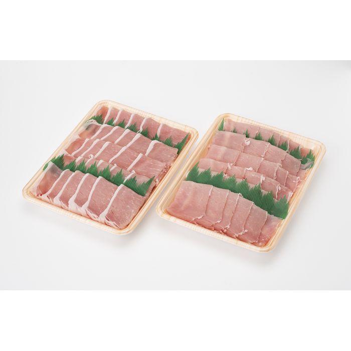 【ふるさと納税】大分県産豚使用 豚ローススライス(薄切り)1kg