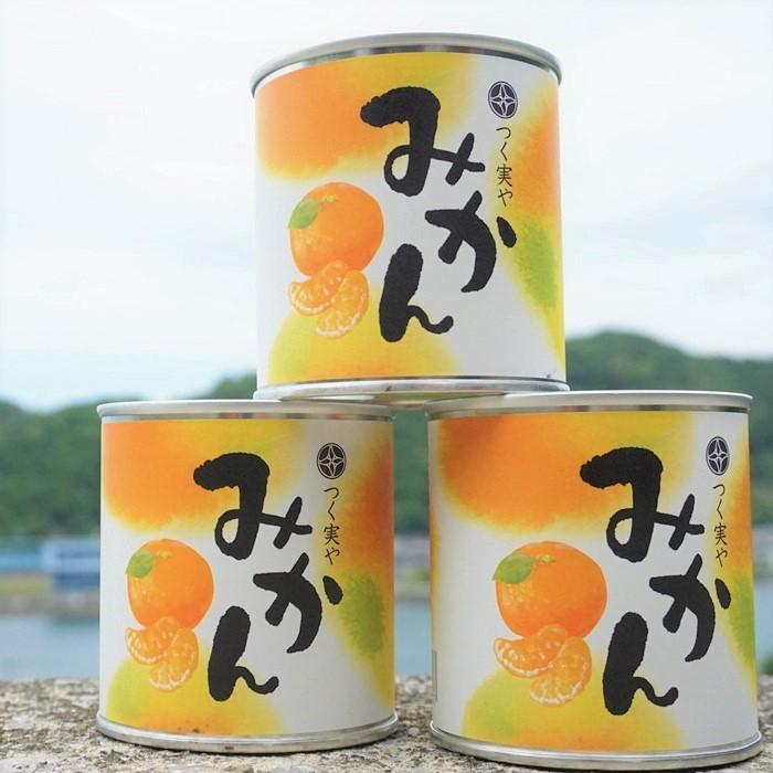 【ふるさと納税】みかんの缶詰 8缶セット