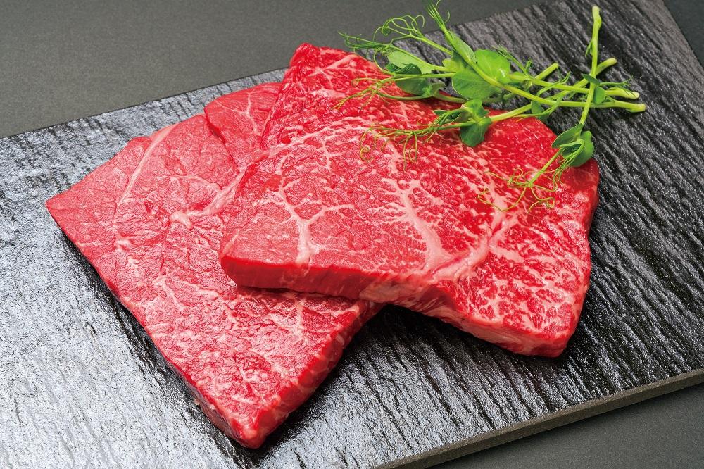 【ふるさと納税】「おおいた和牛」モモステーキ2枚(150g×2枚)