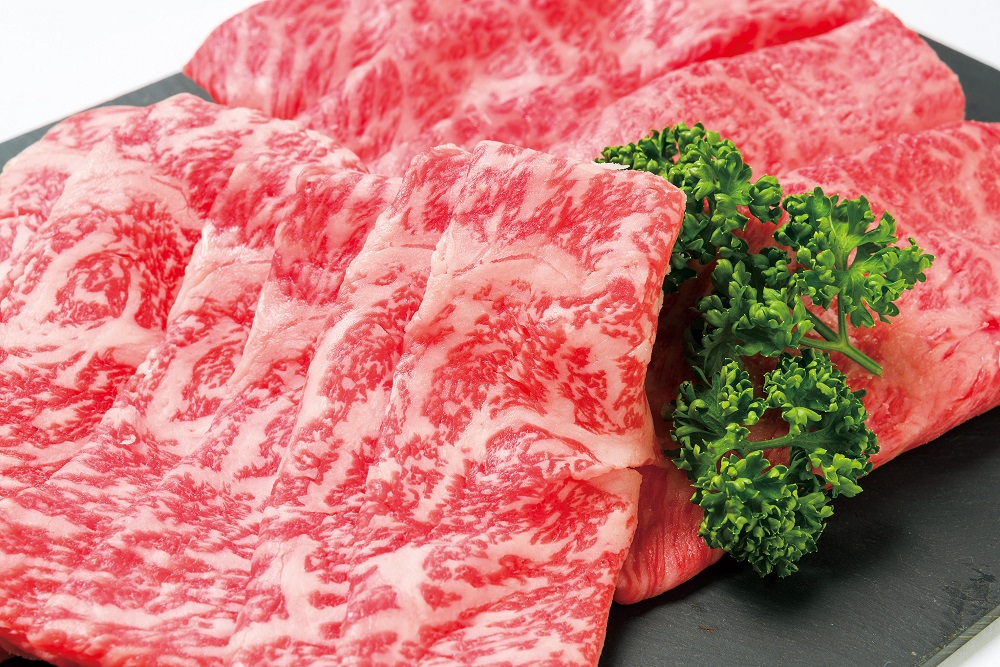 【ふるさと納税】「おおいた和牛」ロース2種すき焼き用(合計600g)
