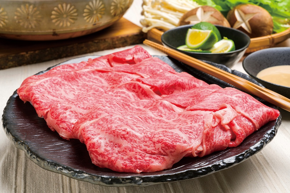 【ふるさと納税】「おおいた和牛」肩ロース すき焼き・しゃぶしゃぶ用900g