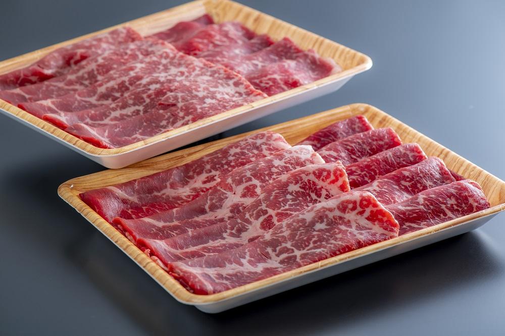 【ふるさと納税】(1.1kg)おおいた豊美牛モモスライス